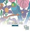 Книга за оцветяване: Sense Colouring Pad - детска книга