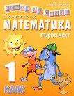 Искам да знам : Помагало по математика за 1. клас - първа част - Донка Стефанова, Стефана Стефанова, Диана Димитрова -