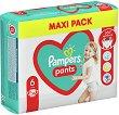 Pampers Pants 6 - Extra Large - Гащички за еднократна употреба за бебета с тегло над 15 kg -