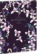 Папка с ластик - Botanic Orchid - Формат A4 -