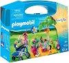 """Семеен пикник - Фигура с аксесоари в куфарче от серията """"Playmobil: Family Fun"""" -"""