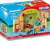 """Детска градина - Детски конструктор от серията """"Playmobil: City Life"""" -"""