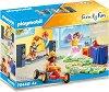 """Детски клуб - Фигури с аксесоари от серията """"Playmobil: Family Fun"""" -"""