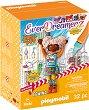 """Комичен свят: Едуина - Фигурка с аксесоари от серията """"Ever Dreamerz"""" -"""