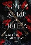 От кръв и пепел - книга