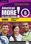 American More! - ниво 6 (B1): Учебник и учебна тетрадка - Combo + CD / CD-ROM - продукт