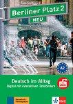 Berliner Platz Neu - ниво 2 (A2): Интерактивна версия на учебника - CD-ROM - учебник