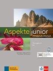 Aspekte junior - ниво B2: Тетрадка с упражнения + онлайн материали -