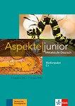 Aspekte junior - ниво C1: 4 CD + DVD -