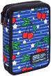 Несесер с ученически пособия - Jumper XL: Cherries - С 2 отделения -