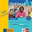 Optimal - ниво A1: 2 Аудио CD към учебника по немски език -