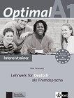 Optimal - ниво A1: Тетрадка с упражнения по немски език -
