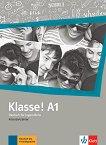 Klasse! - ниво А1: Тетрадка с упражнения по немски език - Sarah Fleer, Margret Rodi -