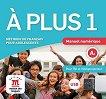 A Plus - ниво 1 (A1): USB интерактивна версия на учебната система Учебна система по френски език -