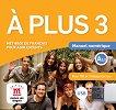 A Plus - ниво 3 (A2.2): USB интерактивна версия на учебната система Учебна система по френски език -
