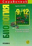 Справочник по биология за 9., 10., 11 и 12. клас - Доц. Здравка Костова -