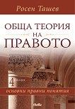 Обща теория на правото - основни правни понятия - книга