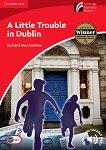 Cambridge Experience Readers - Ниво 1: Beginner/Elementary A little Trouble in Dublin - книга