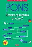 Немска граматика от A до Z - Евелин Фрей - речник