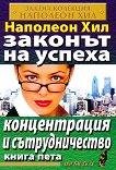 Законът на успеха : Книга пета: Концентрация и сътрудничество - Наполеон Хил -