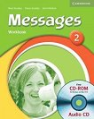 Messages: Учебна система по английски език : Ниво 2 (A2): Учебна тетрадка + CD - Diana Goodey, Noel Goodey, David Bolton -