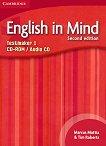 English in Mind - Second Edition: Учебна система по английски език : Ниво 1 (A1 - A2): CD-ROM с генератор на тестове + аудио CD - Alison Greenwood -