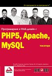Програмиране и Web дизаин с PHP5, Apache, MySQL: том 2 - Джейсън Гернър, Елизабет Нарамор -