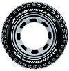 Пояс - Автомобилна гума - Надуваема играчка -