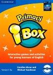 Primary i-Box Ниво A1 - A2: Интерактивен CD-ROM - детска книга