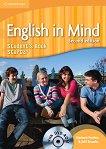 English in Mind - Second Edition: Учебна система по английски език Ниво Starter (A1): Учебник + DVD-ROM - учебна тетрадка