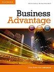 Business Advantage: Учебна система по английски език : Ниво Advanced: 2 CD с аудиоматериали за упражненията от учебника - Martin Lisboa, Michael Handford -