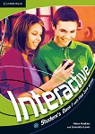 Interactive - ниво 1 (A2): Учебник по английски език - Helen Hadkins, Samantha Lewis -