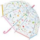 Детски чадър - Птици -