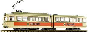 Трамвай на компанията Duewag AG - ЖП модел -