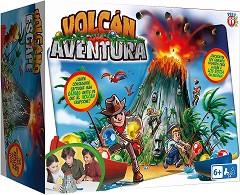 Вулкан - Детска състезателна игра -