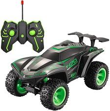 Кола с пушек - Steam H2o Racer - Играчка с дистанционно управление и светлинни ефекти -