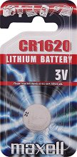 Бутонна батерия CR1620 -