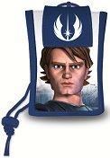 Портмоне за врат - Star Wars - детски аксесоар
