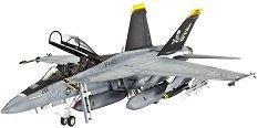 Изтребител - F/A-18 Super Hornet - Сглобяем авиомодел - макет