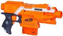 """Детски автоматичен пистолет - Stryfe - Играчка от серията """"Nerf"""" -"""