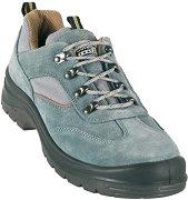 Предпазни кожени обувки - Cobalt