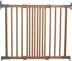 Двустранно отваряща се преграда за врата - Flexi Fit wood - продукт