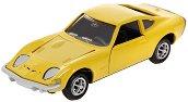 Opel GT 1900 - Метална количка - играчка