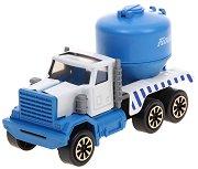 Камион превозващ брашно - играчка