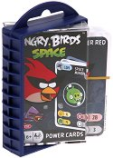 Карти за игра - Angry Birds Space Power Cards -