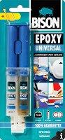 Универсално епоксидно лепило - Epoxy Universal - Двойна спринцовка от 24 ml - продукт