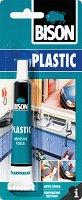 Лепило за пластмаса - Bison Plastic - Тубичка от 25 ml - макет