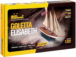 Великобританска шхуна - Goletta Elisabeth -