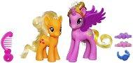 Princess Cadance & Applejac - играчка