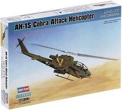 Военен хеликоптер - AH-1S Cobra Attack - Сглобяем авиомодел -